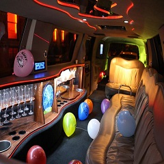 Big Limo Limousines Vrijgezellenfeest