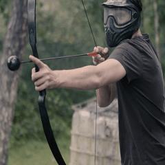 Hunger Games vrijgezellenfeest