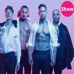 Mannelijke Stripshow vrijgezellenfeest