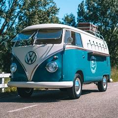 Volkswagen T1 mobiele bar